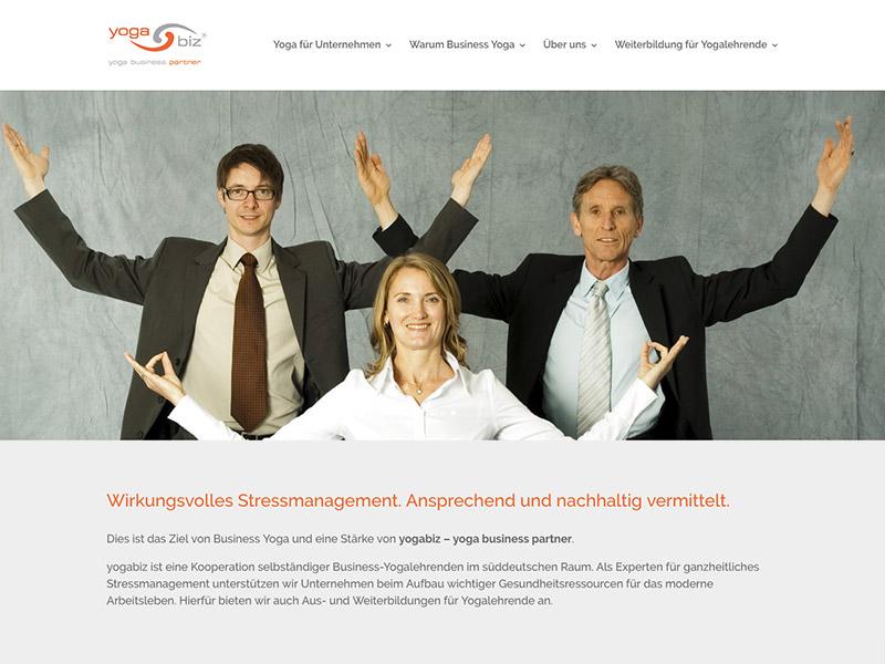 Yogabiz - Yoga Business Partner