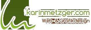 Webdesign Grafikdesign Karin Metzger