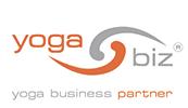 Yogabiz Yoga Business Partner Logo